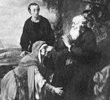 Сонамитянка и Гиезий