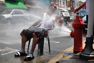 Жаркое лето 2010 года было самым жарким за 500 лет