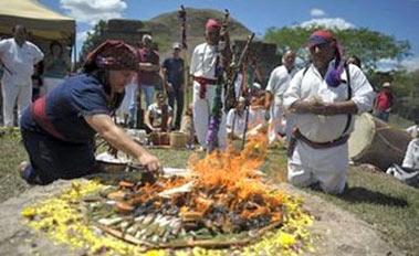 Индейцы майя попросили для Обамы разума