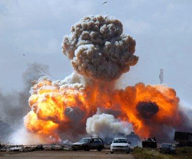 США передает власть. Воевать в Ливии будут все 28 стран НАТО.