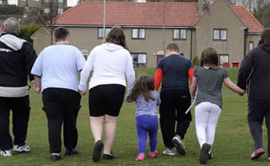 """Из шотландской семьи забрали четверых детей, """"слишком пухлых, чтобы оставаться с родителями"""""""