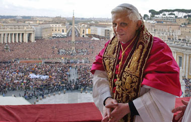 Ватикан призвал создать всемирный центробанк и мировое правительство