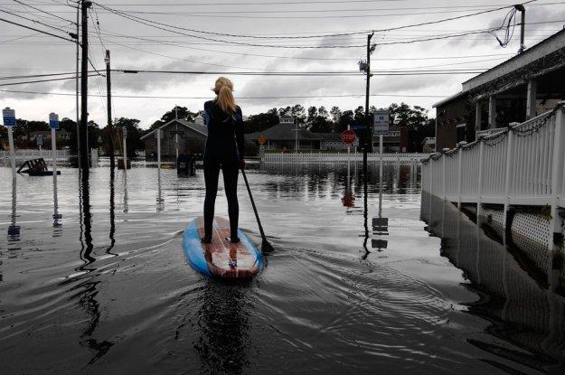 """Ураган """"Сэнди"""", фотографии последствий шторма"""