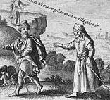 И сказал Господь Авраму, после того