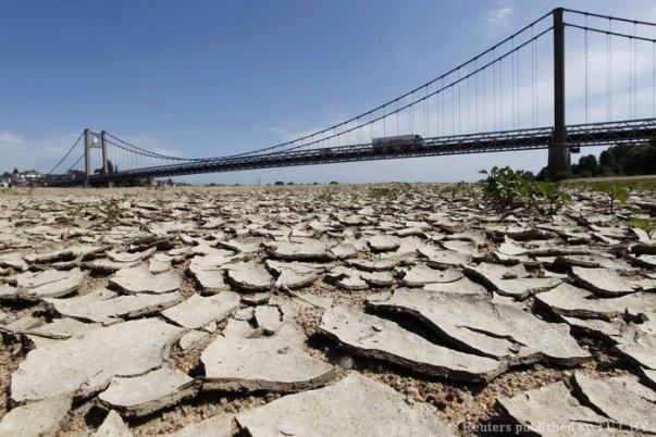 За 15 лет исчезла большая часть рек Китая