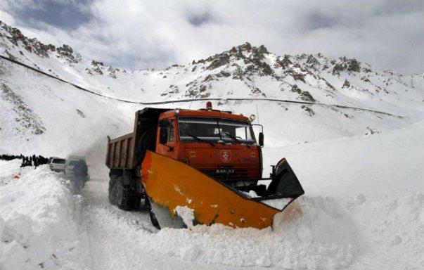 На севере Афганистана в результате сильных снегопадов погибли 16 человек