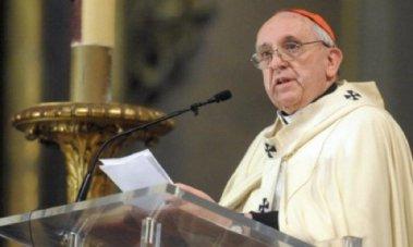 Украина стала драматическим театром боевых действий, - Папа Римский