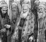Чьей женой будет жена семерых братьев после воскресения?
