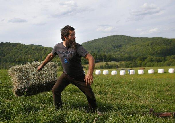 Олимпиада фермеров Америки