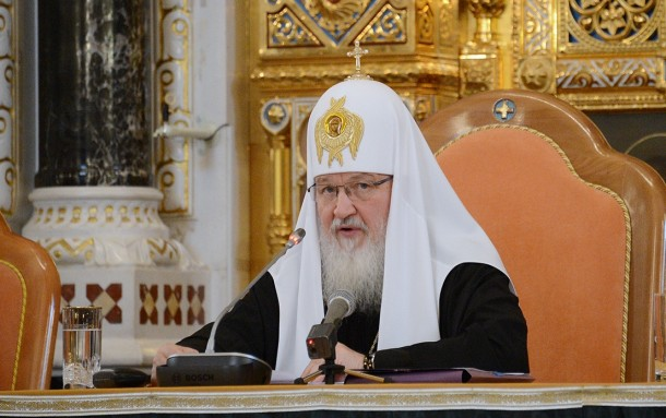 Патриарх Кирилл назвал сектантами тех, кто против строительства храмов в парках