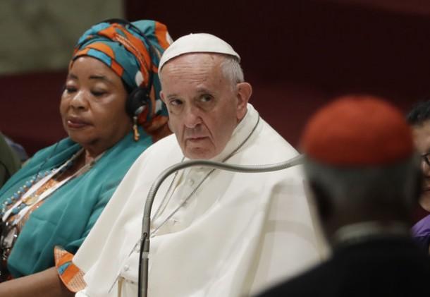 Даже Папа Римский не любит Дональда Трампа.