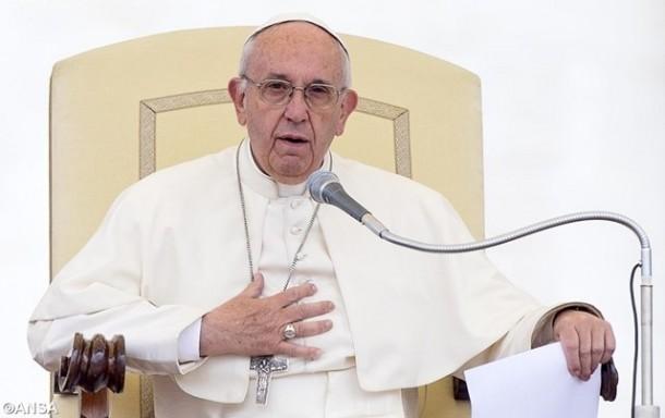 Папа Римский призвал к единству христиан.