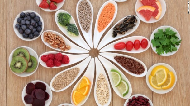 Зачем и как получать больше антиоксидантов в вашем рационе?