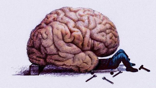 Тренируйте ваш мозг, чтобы вам не нужны были очки для чтения.