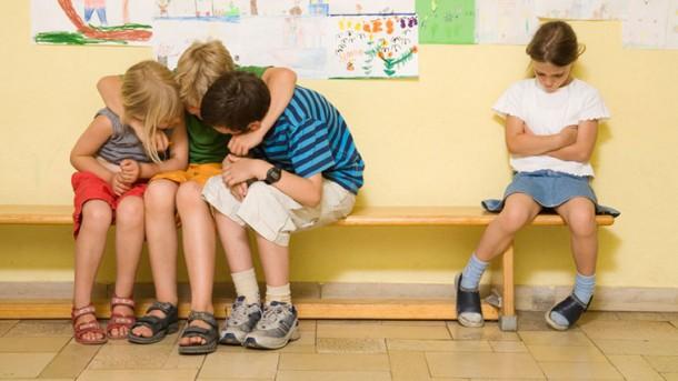 Проблемы детской дружбы