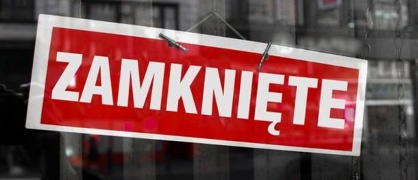 В Польше первое воскресенье, когда не работали магазины.